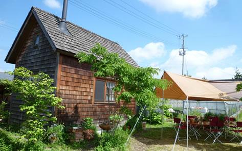 ハーヴェストの農場やアクセスのご案内、農園主土田信行のプロフィール